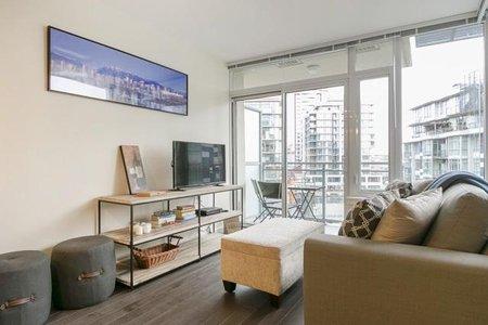R2428217 - 703 88 W 1ST AVENUE, False Creek, Vancouver, BC - Apartment Unit