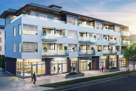 R2428694 - 308 711 W 14TH STREET, Mosquito Creek, North Vancouver, BC - Apartment Unit