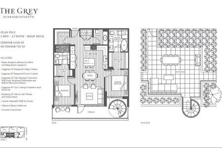 R2428854 - 405 3639 W 16TH AVENUE, Point Grey, Vancouver, BC - Apartment Unit