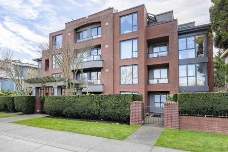 R2428885 - 104 2160 CORNWALL AVENUE, Kitsilano, Vancouver, BC - Apartment Unit