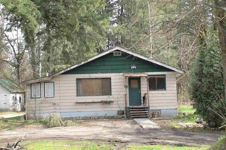 R2429467 - 12734 232 STREET, East Central, Maple Ridge, BC - House with Acreage