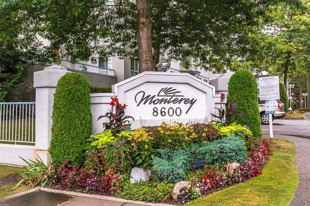 R2429553 - 119 8600 GENERAL CURRIE ROAD, Brighouse South, Richmond, BC - Apartment Unit