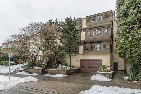 R2429686 - 304 2458 YORK AVENUE, Kitsilano, Vancouver, BC - Apartment Unit