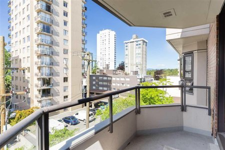 R2430137 - 606 1950 ROBSON STREET, West End VW, Vancouver, BC - Apartment Unit