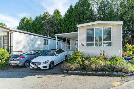 R2430177 - 28 8220 KING GEORGE BOULEVARD, Bear Creek Green Timbers, Surrey, BC - Manufactured