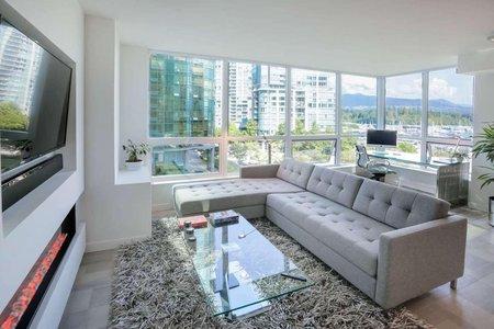 R2430382 - 403 555 JERVIS STREET, Coal Harbour, Vancouver, BC - Apartment Unit