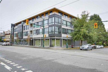 R2430735 - 311 5325 WEST BOULEVARD, Kerrisdale, Vancouver, BC - Apartment Unit