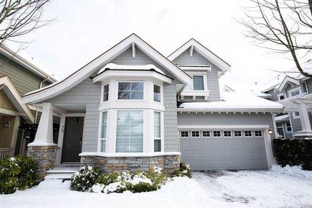 R2431156 - 79 15288 36 AVENUE, Morgan Creek, Surrey, BC - Townhouse