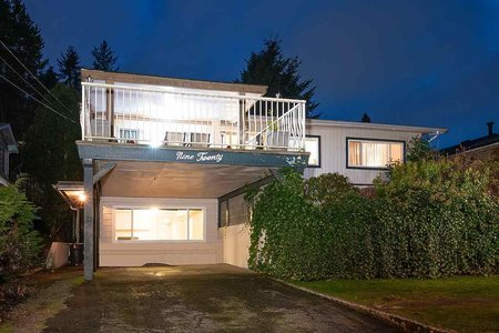 R2431315 - 920 JEFFERSON AVENUE, Sentinel Hill, West Vancouver, BC - House/Single Family