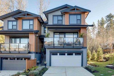 R2431813 - 20 3618 150 STREET, Morgan Creek, Surrey, BC - Townhouse