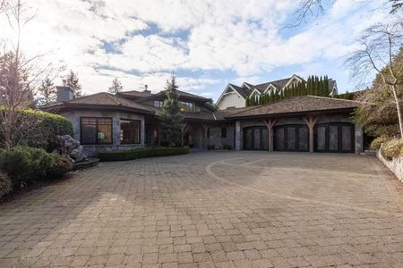 R2431832 - 4656 DECOURCY COURT, Caulfeild, West Vancouver, BC - House/Single Family