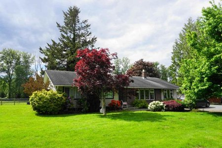 R2433189 - 8045 252 STREET, County Line Glen Valley, Langley, BC - House with Acreage