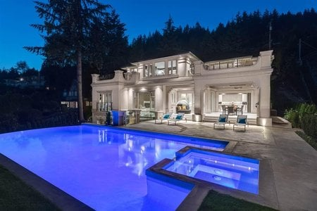 R2433437 - 1095 CRESTLINE ROAD, British Properties, West Vancouver, BC - House/Single Family