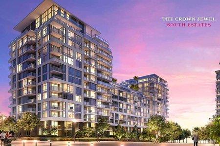 R2433906 - 603 8800 HAZELBRIDGE WAY, West Cambie, Richmond, BC - Apartment Unit