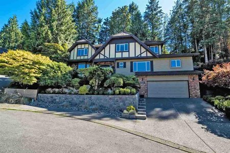 R2434556 - 5257 TIMBERFEILD PLACE, Upper Caulfeild, West Vancouver, BC - House/Single Family
