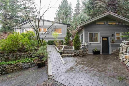 R2434754 - 6495 WELLINGTON AVENUE, Horseshoe Bay WV, West Vancouver, BC - House/Single Family