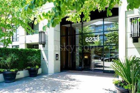 R2434924 - 607 6233 KATSURA STREET, McLennan North, Richmond, BC - Apartment Unit