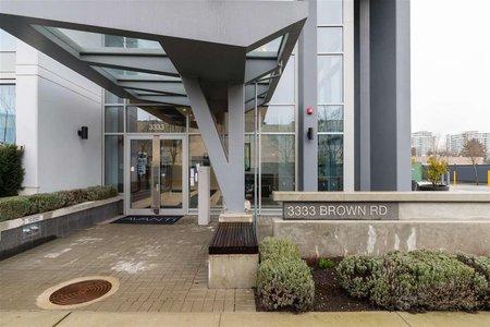 R2434934 - 311 3333 BROWN ROAD, West Cambie, Richmond, BC - Apartment Unit