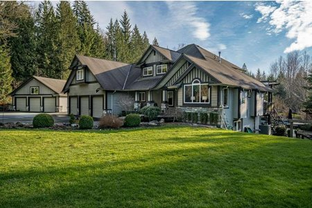 R2435224 - 26200 124 AVENUE, Websters Corners, Maple Ridge, BC - House with Acreage