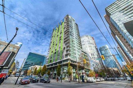 R2435415 - 1101 999 SEYMOUR STREET, Downtown VW, Vancouver, BC - Apartment Unit