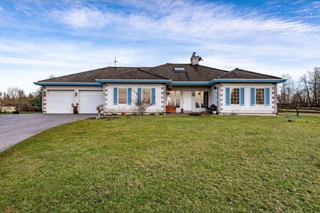 R2435535 - 6754 256 STREET, County Line Glen Valley, Langley, BC - House with Acreage