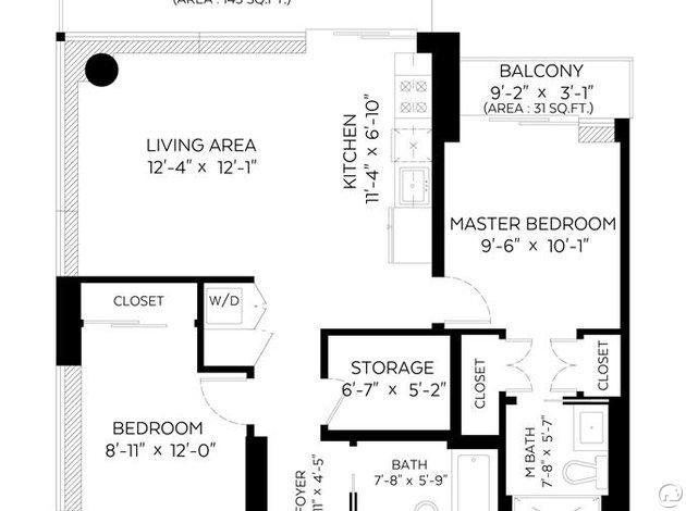 2501 1325 Rolston Street