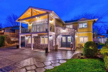 R2435872 - 8960 MACKIE STREET, Fort Langley, Langley, BC - House/Single Family