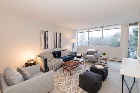 R2435888 - 404 2055 PENDRELL STREET, West End VW, Vancouver, BC - Apartment Unit