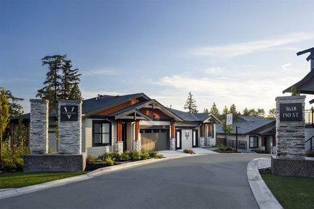R2436066 - 49 3618 150 STREET, Morgan Creek, Surrey, BC - Townhouse