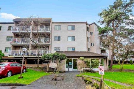 R2436209 - 303 8870 CITATION DRIVE, Brighouse, Richmond, BC - Apartment Unit