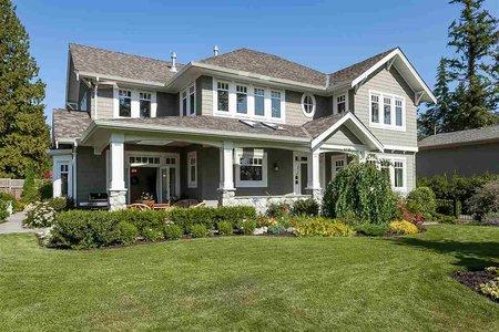 R2436532 - 8895 HUDSON BAY STREET, Fort Langley, Langley, BC - House/Single Family