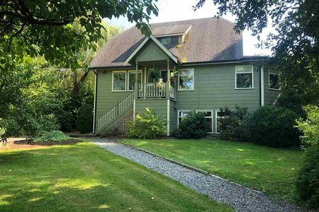 R2436900 - 27618 56 AVENUE, Bradner, Abbotsford, BC - House with Acreage