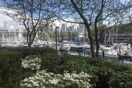 R2436947 - 104 1502 ISLAND PARK WALK, False Creek, Vancouver, BC - Apartment Unit