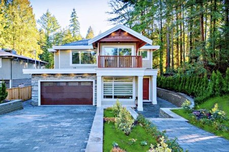 R2437053 - 3614 ROBINSON ROAD, Lynn Valley, North Vancouver, BC - House/Single Family