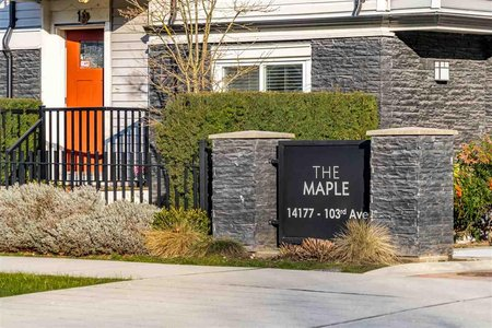 R2437192 - 1 14177 103 AVENUE, Whalley, Surrey, BC - Townhouse