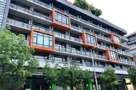 R2437564 - 608 123 W 1ST AVENUE, False Creek, Vancouver, BC - Apartment Unit