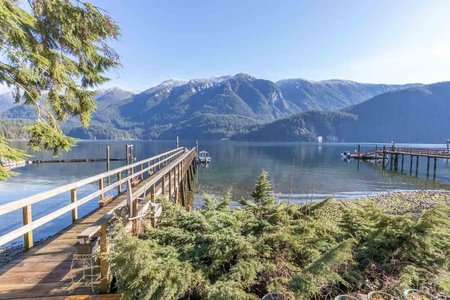 R2437680 - LOT 1 ORLOHMA BEACH, Indian Arm, North Vancouver, BC - House/Single Family