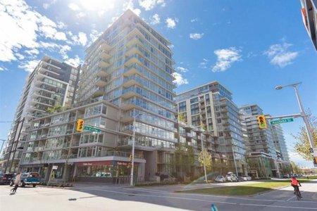 R2437733 - 806 108 W 1ST AVENUE, False Creek, Vancouver, BC - Apartment Unit