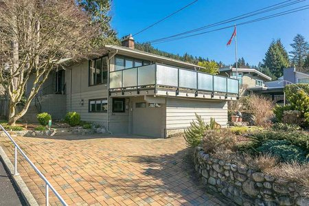 R2437758 - 766 MONTROYAL BOULEVARD, Canyon Heights NV, North Vancouver, BC - House/Single Family
