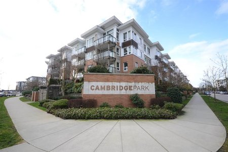 R2438044 - 217 9500 ODLIN ROAD, West Cambie, Richmond, BC - Apartment Unit
