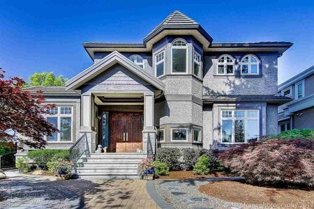 R2438284 - 6981 LAUREL STREET, South Cambie, Vancouver, BC - House/Single Family
