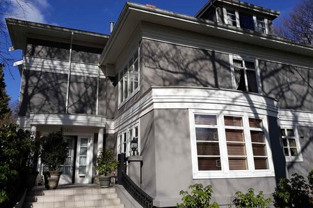 R2438646 - 3439 OSLER STREET, Shaughnessy, Vancouver, BC - Townhouse
