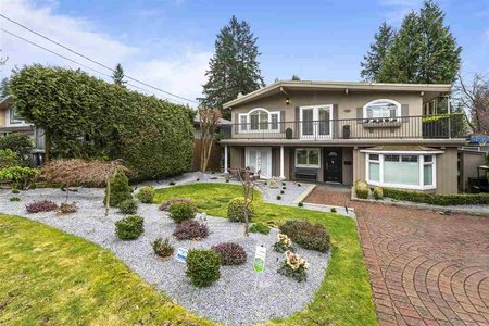 R2438864 - 1081 W 23RD STREET, Pemberton Heights, North Vancouver, BC - House/Single Family