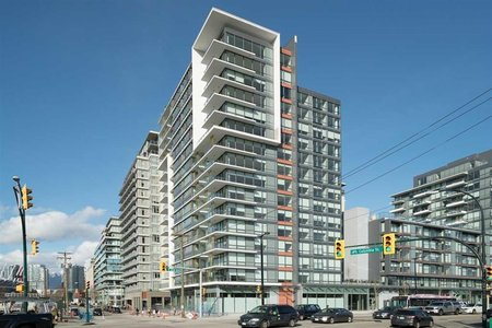 R2439390 - 805 1788 COLUMBIA STREET, False Creek, Vancouver, BC - Apartment Unit