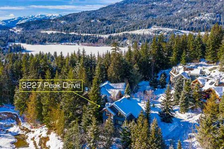 R2439578 - 3227 PEAK DRIVE, Blueberry Hill, Whistler, BC - House/Single Family