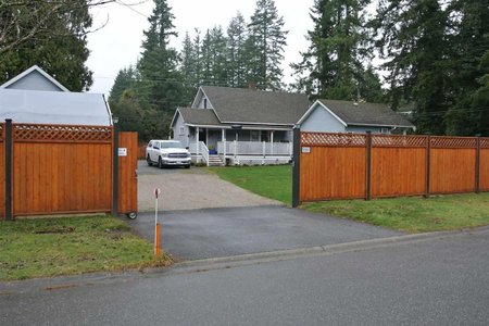 R2439855 - 5591 248 STREET, Salmon River, Langley, BC - House with Acreage