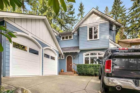 R2439891 - 1362 SUNNYSIDE DRIVE, Capilano NV, North Vancouver, BC - House/Single Family