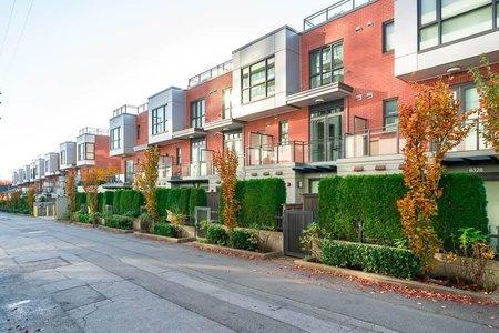 R2440716 - 6340 ASH STREET, Oakridge VW, Vancouver, BC - Townhouse