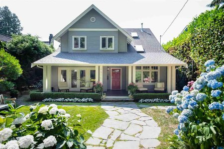 R2440733 - 1578 GORDON AVENUE, Ambleside, West Vancouver, BC - House/Single Family