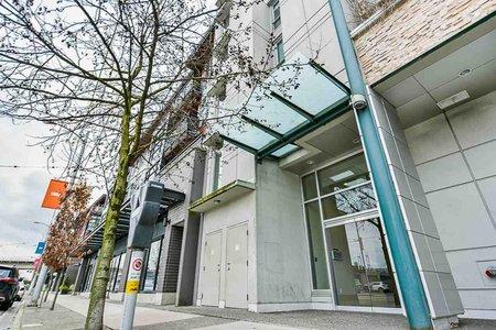 R2440813 - 309 1680 W 4TH AVENUE, False Creek, Vancouver, BC - Apartment Unit